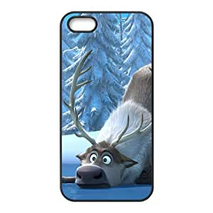 QQQO Funny Frozen Seven Design Best Seller High Quality Phone Case For Iphone 5S
