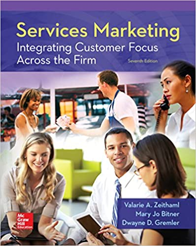 services marketing integrating customer focus across the firm free pdf