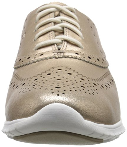 Tip Wing Gold Cole Oxford Haan Women's Metallic Zerogrand 4twwYIqxP