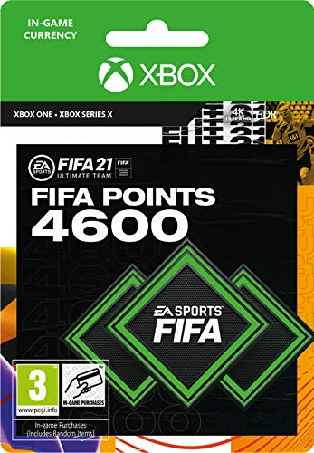FIFA 21 Ultimate Team 4600 FIFA Points | Xbox – Download Code