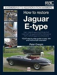 Jaguar E-type (Enthusiast's Restoration Manual Series)