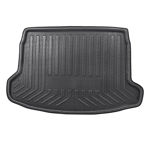 Timmart Cargo All Weather Liners Mat for NISSAN QASHQAI J11 2014-2018 Second Generation