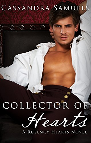 Collector of Hearts by Cassandra Samuels