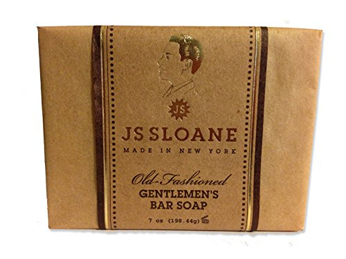 Oatmeal Soap Old Fashion - JS Sloane Old Fashioned Gentlemen's Bar Soap 7.oz Product ID: 796433259008