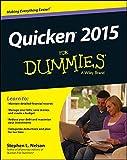 Quicken 2015 For Dummies (Quicken for Dummies)