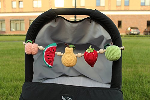 Fruit Pram - 1