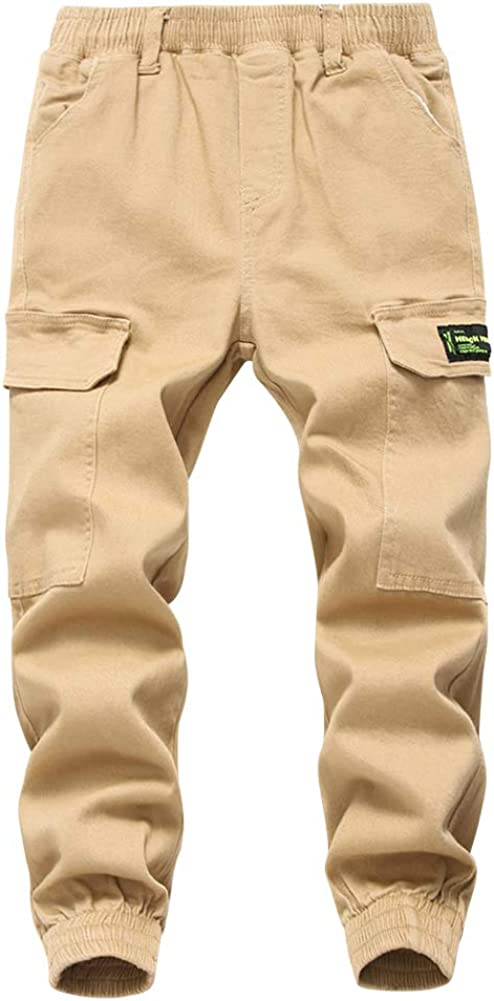 LISUEYNE Big Boys Toddler Kids Denim Jeans Pants Kids Clothing Children Trousers for Boys