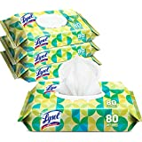 Lysol Handi-Pack Disinfecting Wipes, 320ct (4X80ct), Cool Country Breeze