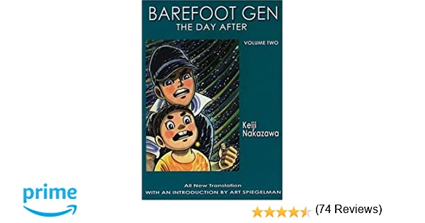 Barefoot gen vol 2 the day after keiji nakazawa 9780867196191 barefoot gen vol 2 the day after keiji nakazawa 9780867196191 amazon books fandeluxe Choice Image