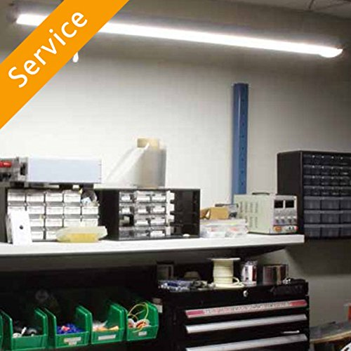 Shop Light Replacement - Hard Wired for sale  Delivered anywhere in USA