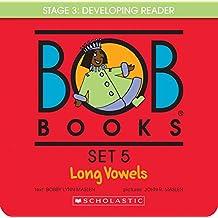 Bob Books Set 5- Long Vowels (Box Set)