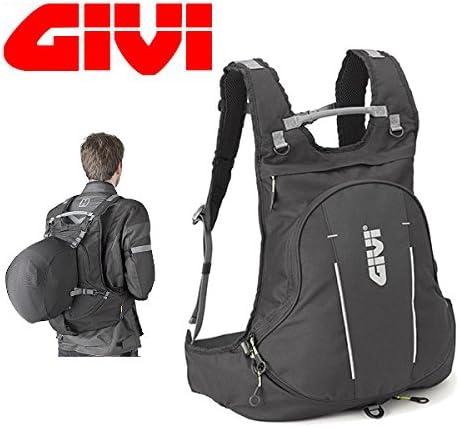 24 litri GIVI EA104B Zaino Estensibile Easy Bag con Copertina Antipioggia