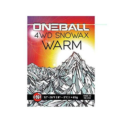 OneBallJay 4WD Wax Warm, 150g