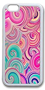 iPhone 6 Cases, Personalized Protective Case for New iPhone 6 Soft TPU White Edge Color 02