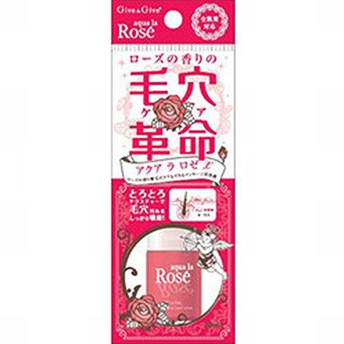 海賊うぬぼれた勇気毛穴革命 アクア ラ ロゼ L (お試しサイズ) ローズの香り 10ml