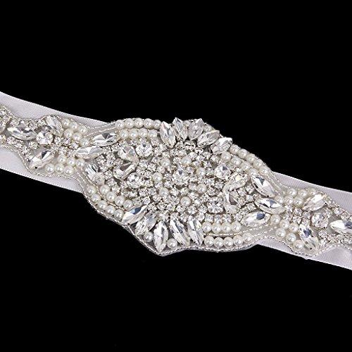 Konstruktiv Clutch Abendtasche Handtasche Tasche Damen Schwarz Perlen Strass Brauttasche Neu Braut-accessoires Hochzeit & Besondere Anlässe
