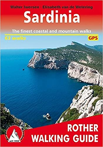 Sardinia a Rother Walking Guide (English and German Edition) download.zip