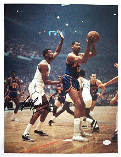 Bill Russell Boston Celtics Signed Autographed 11 x 14 (Bill Russell Autographed Photograph)
