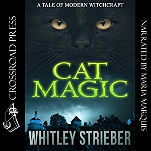 Cat Magic Audiobook
