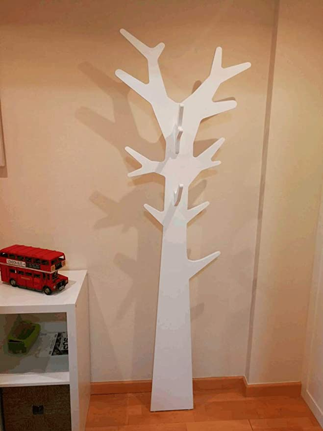 Perchero ARBOL DE Pared: Amazon.es: Hogar