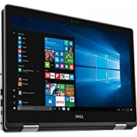 2017 New Dell Inspiron 2-in-1 15.6 Full HD Touchscreen Laptop Computer, Intel Dual-Core i5-7200U up to 3.10 GHz, 16GB RAM, 256GB SSD, HDMI, USB 3.0, Windows 10