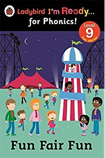 Fun Fair Fun: Ladybird Im Ready for Phonics Level 9 (Im Ready