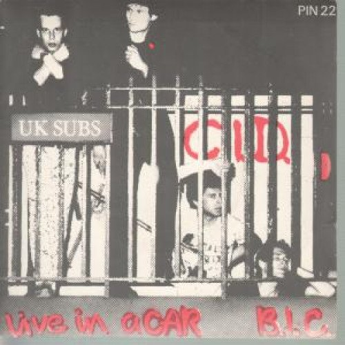 "Price comparison product image UK Subs - C.I.D. - 7"" Single 1979 - Pinnacle Records PIN 22"
