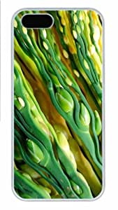 Hot iPhone 5S Customized Unique Print Design Plant Buds New Fashion PC White iPhone 5/5S Cases by mcsharks