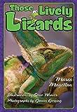 Those Lively Lizards, Marta Magellan, 1561644269