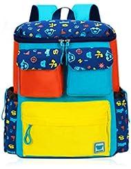 MATMO Leisure Kids Backpack School Bags Light Children Student Backpack Bookbag