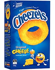 Cheezels Cheezels Cheese, 12 x 125 g, Cheese