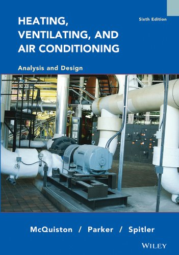 (Heating, Ventilating and Air Conditioning Analysis and Design)