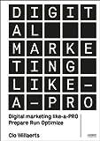 #5: Digital Marketing like a PRO: Prepare. Run. Optimize.