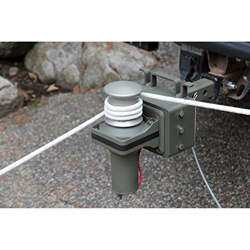 Endurance Marine Tugger 12 Volt Dc Powered Capstan Winch