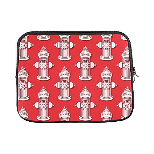 (Design Custom Fire Extinguisher Cartoon Sleeve Soft Laptop Case Bag Pouch Skin for MacBook Air 11