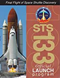 Final Flight of Space Shuttle Discovery STS 133 Official Launch Program