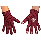 Disguise Marvel The Amazing Spider-Man 2 Movie Child Gloves, One Size Child