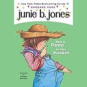 Junie B. Jones Has a Peep in her Pocket, Book 15  | Barbara Park