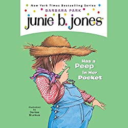 Junie B. Jones Has a Peep in her Pocket, Book 15