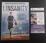 Jeremy Lin Autographed Signed JSA COA Signature
