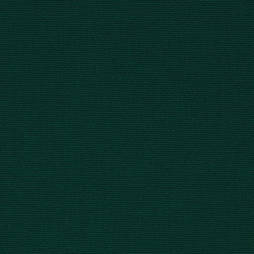 Sunbrella Canvas Fabric by the Yard, Forest Green