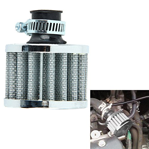 Ocamo 12mm Air Filter Motorcycle Turbo Vent Crankcase Breather