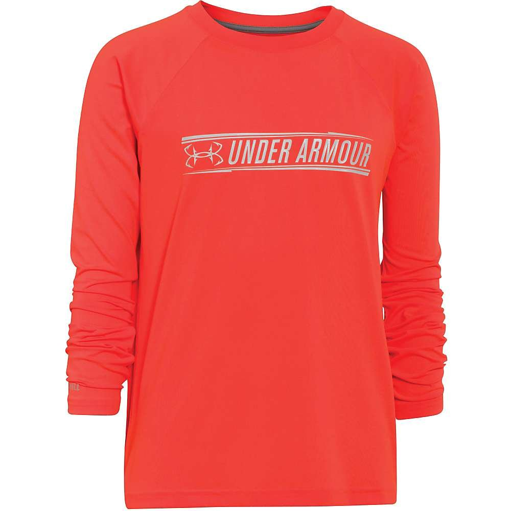 c5f257432a Under Armour Boys' UA Iso-Chill Element LS Top