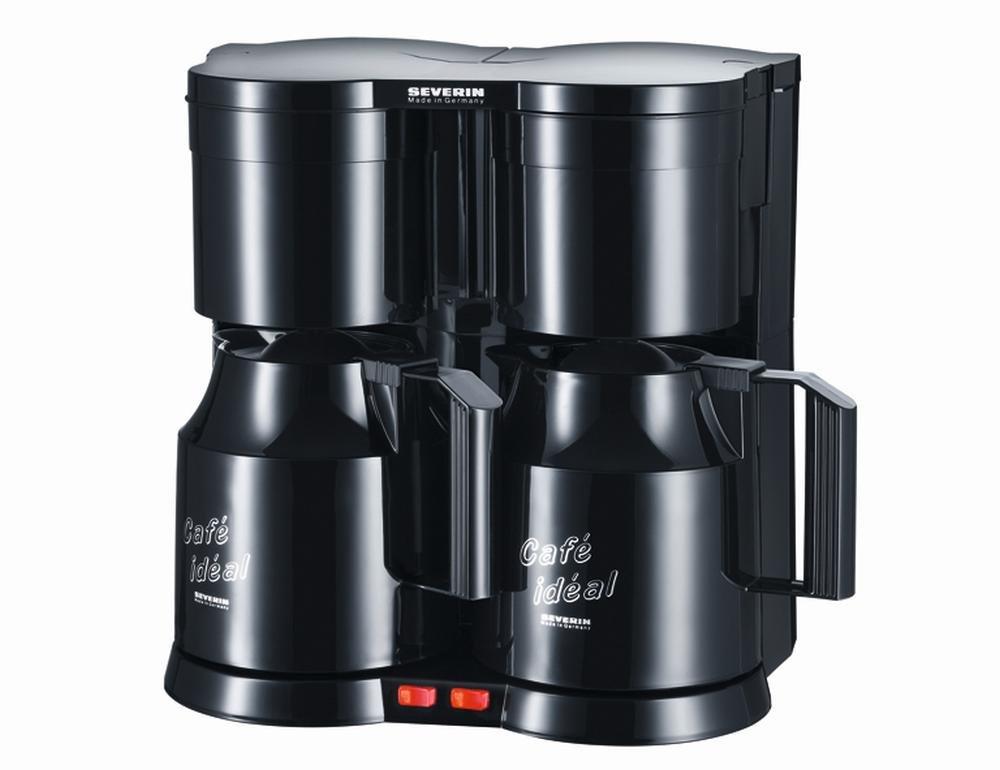 Severin DUO-cafetera (KA 5826): Amazon.es: Hogar