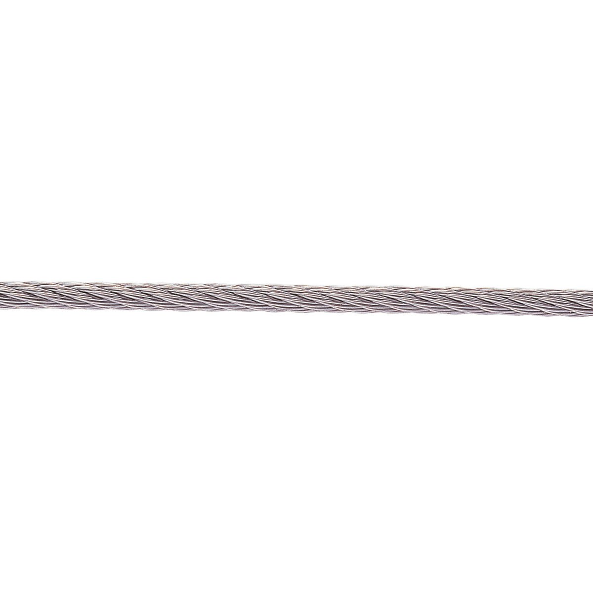 Pewag 80208 Stainless Steel Cable 2 mm Rust-Resistant