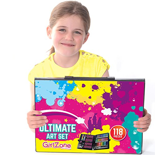 BIRTHDAY GIFTS FOR GIRLS: Creative Arts