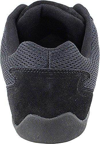 Bundle- 4 items - Very Fine Mens Womens Unisex Practice Dance Sneaker Split Sole VFSN012 Pouch Bag Sachet, Low Profile:Black 11 M US by Very Fine Dance Shoes (Image #4)