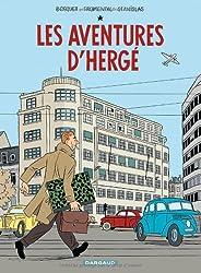 Aventures d'Hergé (Les) - tome 0 - Les aventures d'Hergé