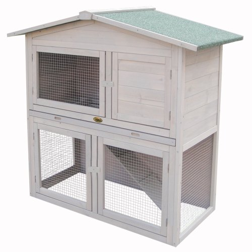 HABAU 1280 Hutch with Stairs for Small Pets