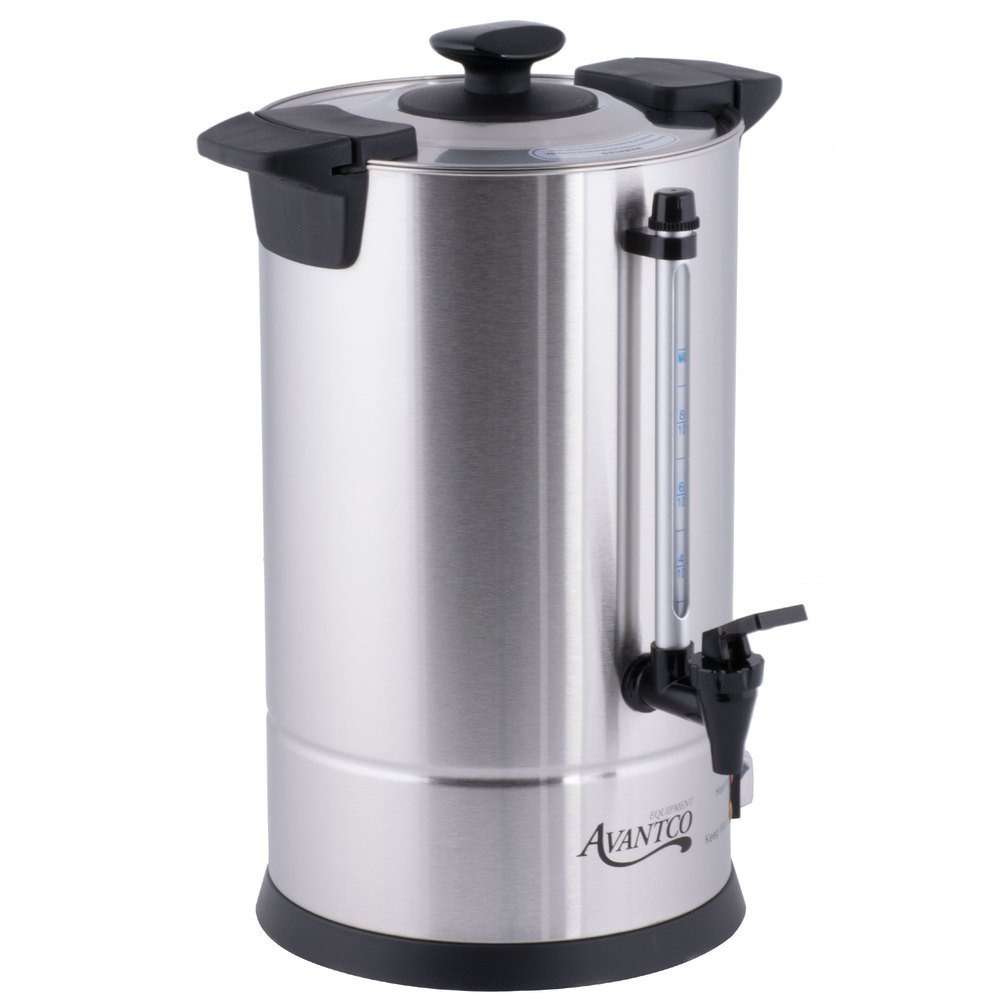 COFFEE URN ,110 Cup Stainless Steel Coffee Urn, - 1500W